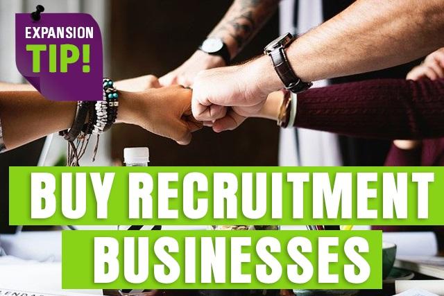 Expand recruitment business