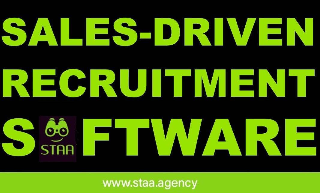 Sales-Driven Recruitment Software