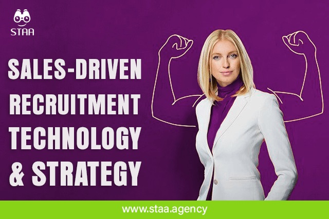 Sales-Driven Recruitment Technology